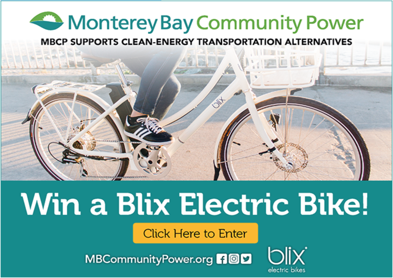 Blix Bike Giveaway, Round Two!