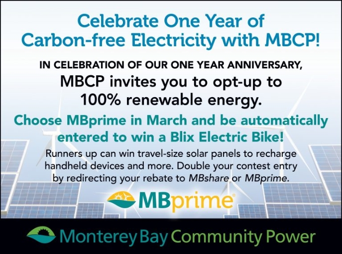 MBCP Celebrates One Year of Service!